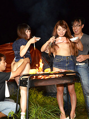 10musume Bbq Party Gallery 4